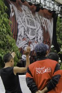 Sahabat Noah ingin lihat OEF ASIA -  © Warning/Tommy