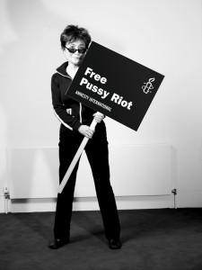 Yoko Ono // source: www.amnesty.org