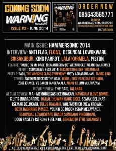 Warning Magz #3