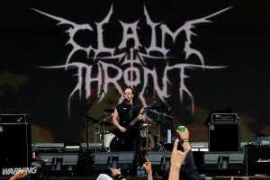 Claim THe Thrones  © Warningmagz