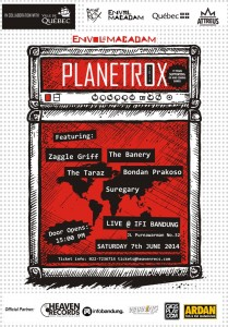 Poster Planetrox Finale 2014