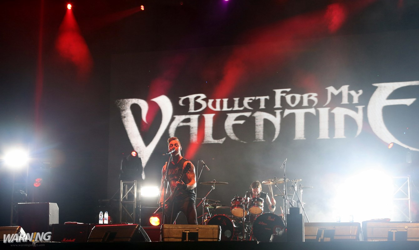 bullet for my valentine at hammersonic 2014 � warning magazine