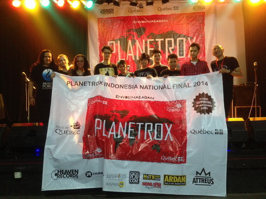 Planetrox 2014
