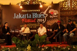 Press Conference JBF 2014