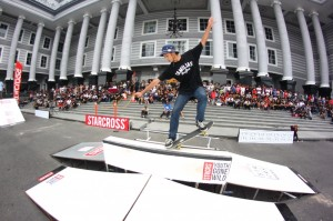 Starcross Skate Competition