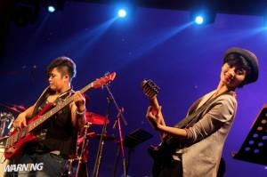 Imelda Rosalin Blues Band feat Kara Grainger © Warningmag