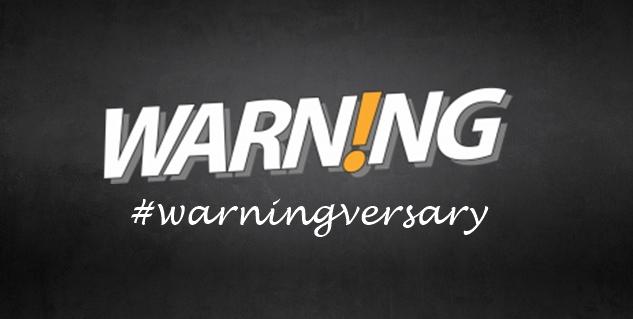 warningversari