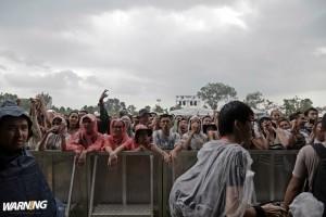 Crowd © Warningmagz