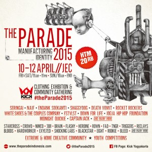 poster the parade 2015