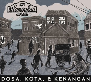 Dosa, Kota & Kenangan Cover Album