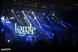 Lamb Of God © Warningmagz
