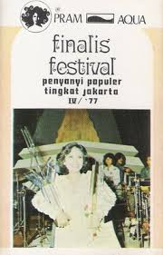 Festival Lagu Populer 1977. dok. istimewa