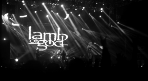 Lamb of God at Hammersonic 2015