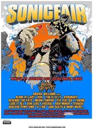 Sonicfair Bdg 2015 Promo