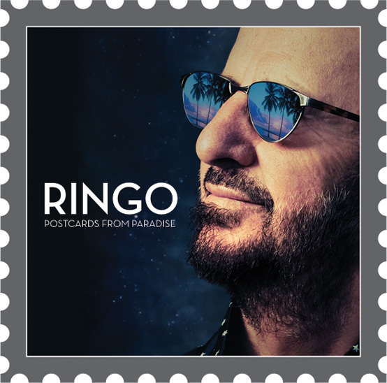 ringo stars – postcards