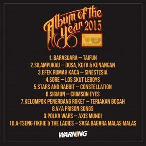 list album