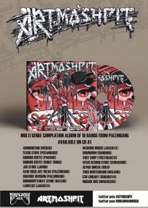 ARTMOSHPIT - FLYER B
