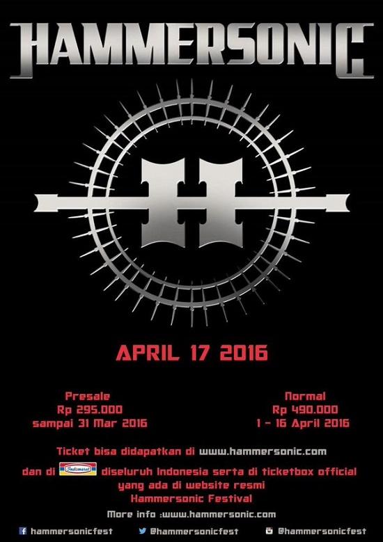 Hammersonic Fest 2016