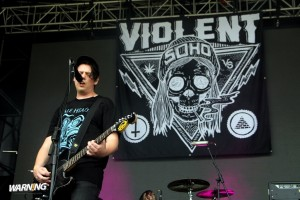 violent soho  © Warningmagz