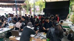 Kegiatan Records Store Day Yogyakarta 2015, Sabtu (17-09) di  Bentara Budaya Kompas, Yogyakarta