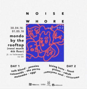 noise whore