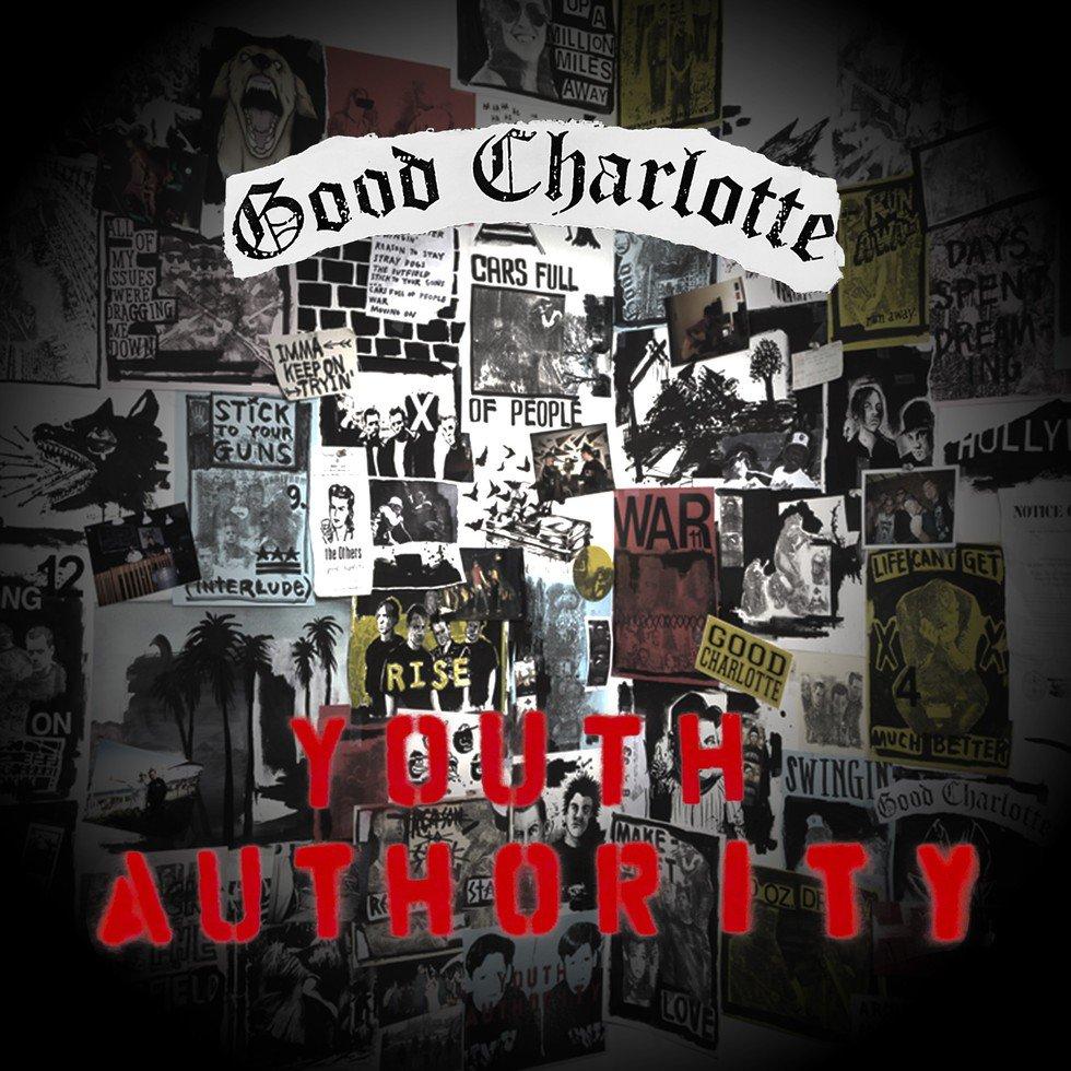 good charlotte album