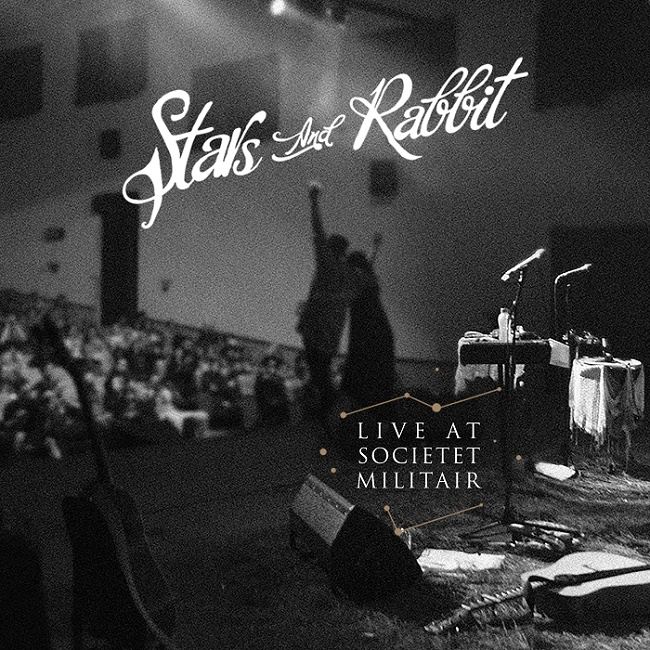 stars and rabbit live at societet militair