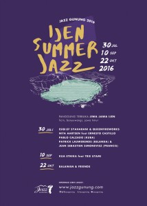 ijen summer jazz