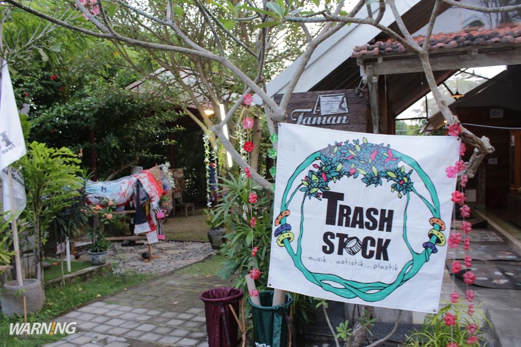 trashstock festival 2016
