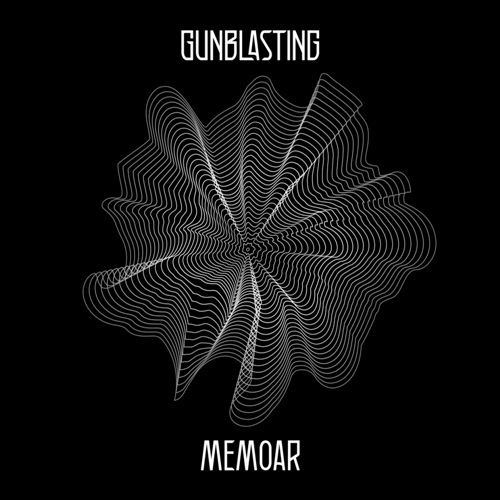 GUNBLASTING – Memoar (album artwork)