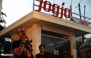 Ketua AJI Indonesia