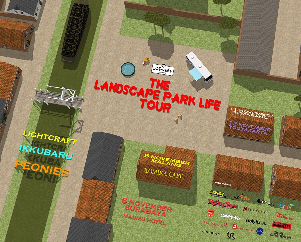 poster-landscape-parklife-tour