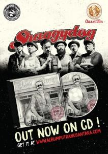 Shaggydog - Putra Nusantara