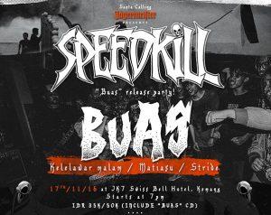 Speedkill - Buas