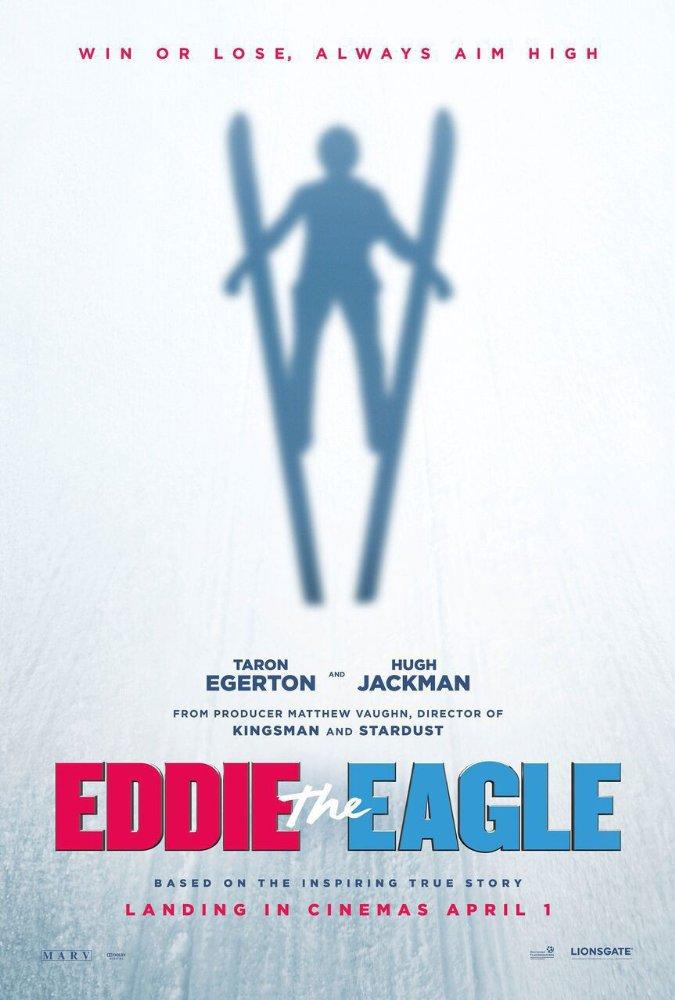 Eddie the Eagle – poster