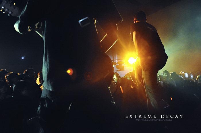 ExtremeDecay – dok.ED