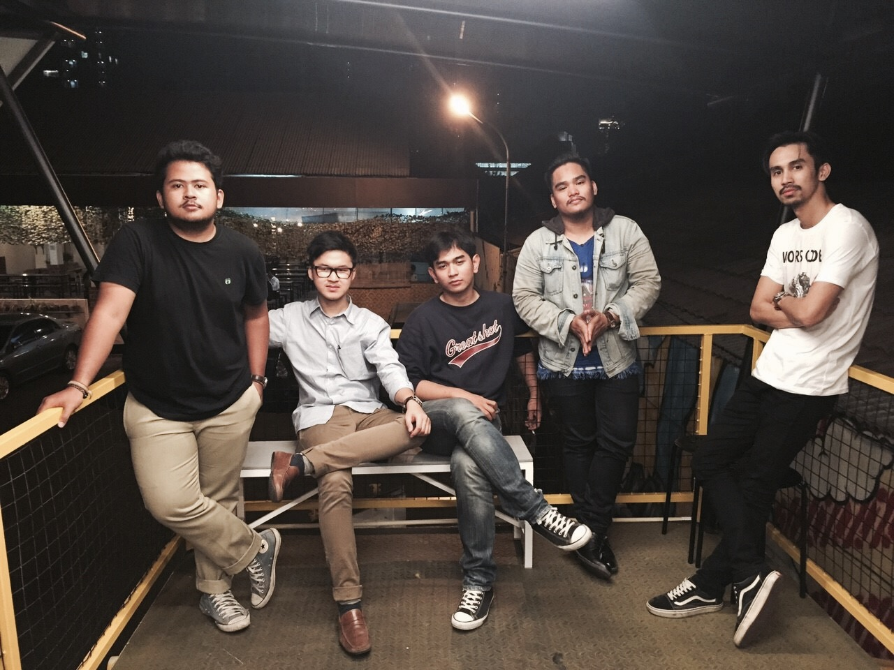 Foto band bigbang