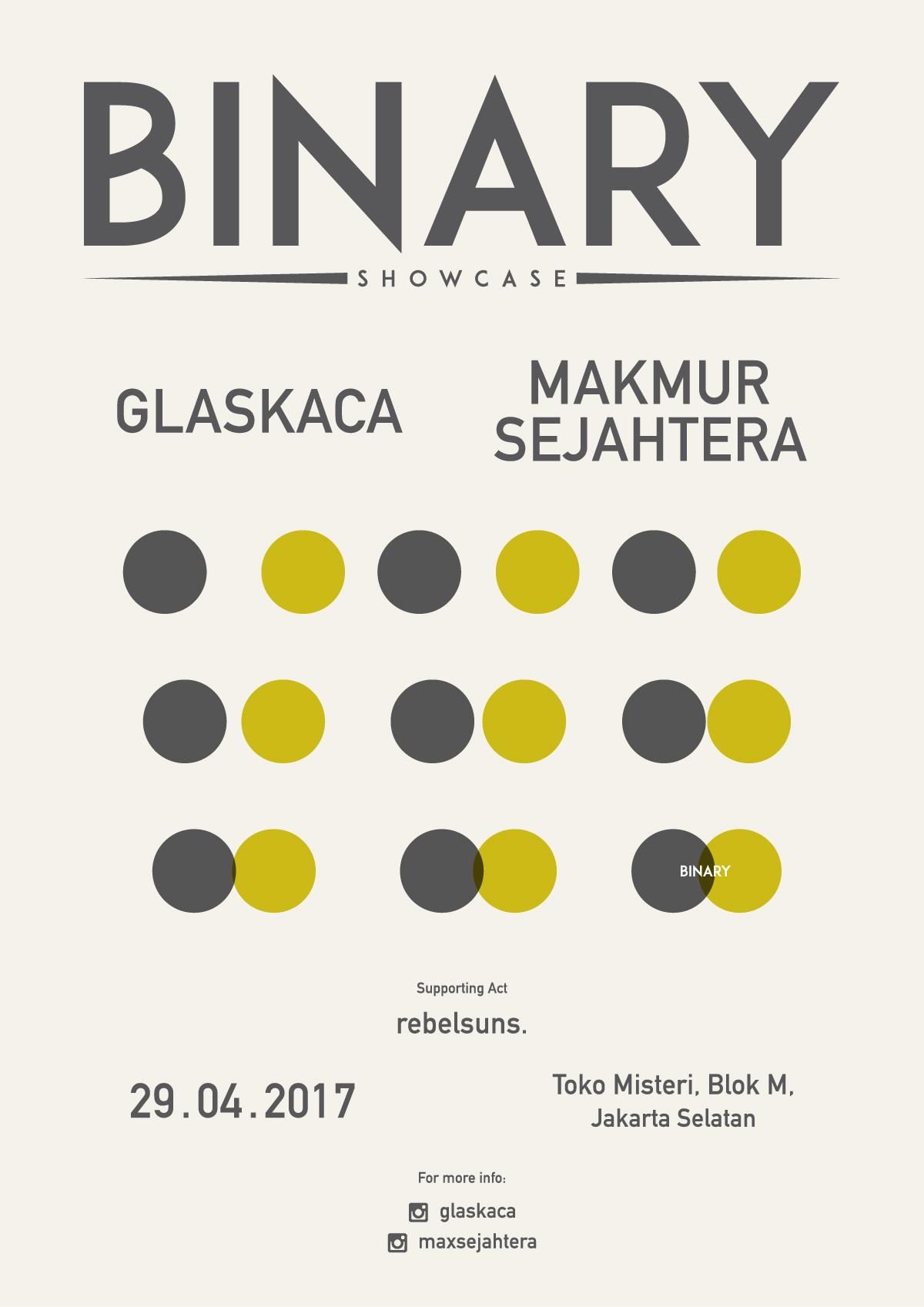 Poster Binary