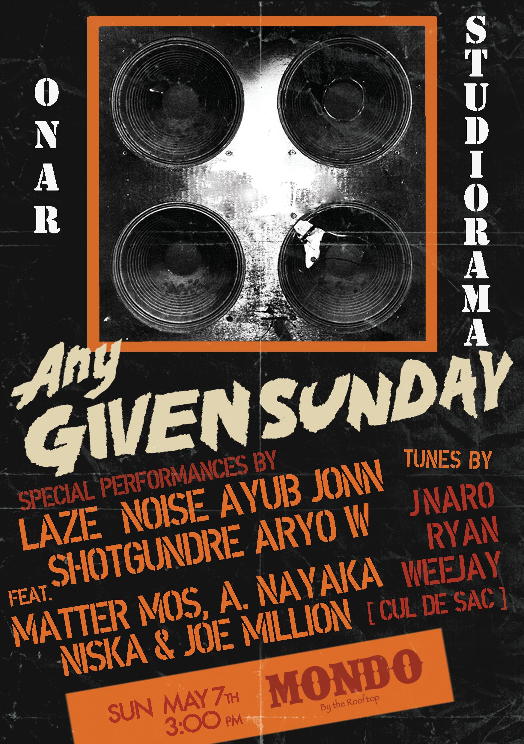 Poster – Any Given Sunday