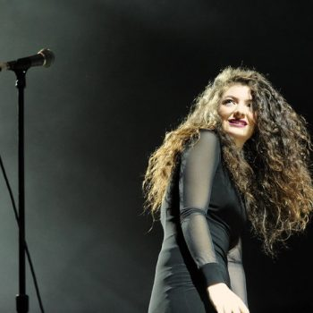 Lorde – New York Times