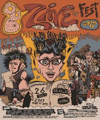 Sub Zine Fest 2017 Poster