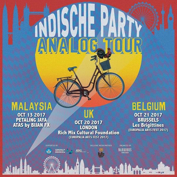 ANALOG Tour 2017