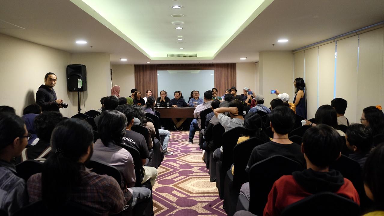 """Konferensi Pers Film """"Taufiq"""""""
