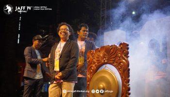 Pembukaan Jogja-NETPAC Asian Film Festival 14 'Revival', Selasa (19/11)