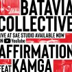 [Poster] Batavia Collective ft. Kamga – Affirmation