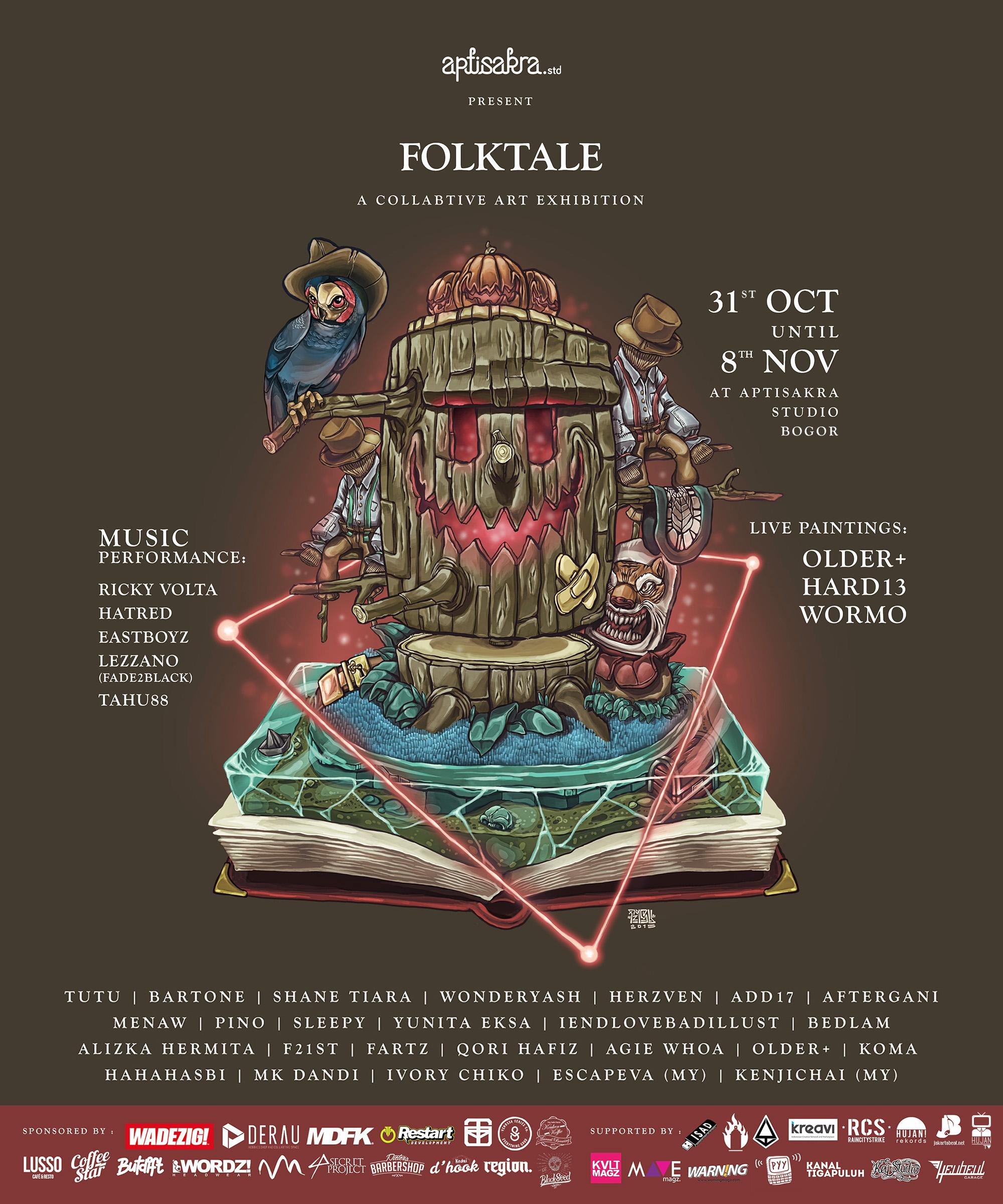 E-Flyer_Folktale_A_Collabtive_Art_Exhibition