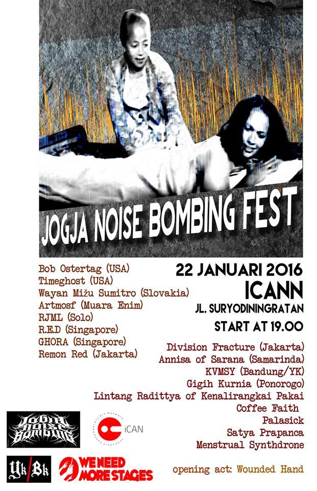 jogja noise bombing 2016
