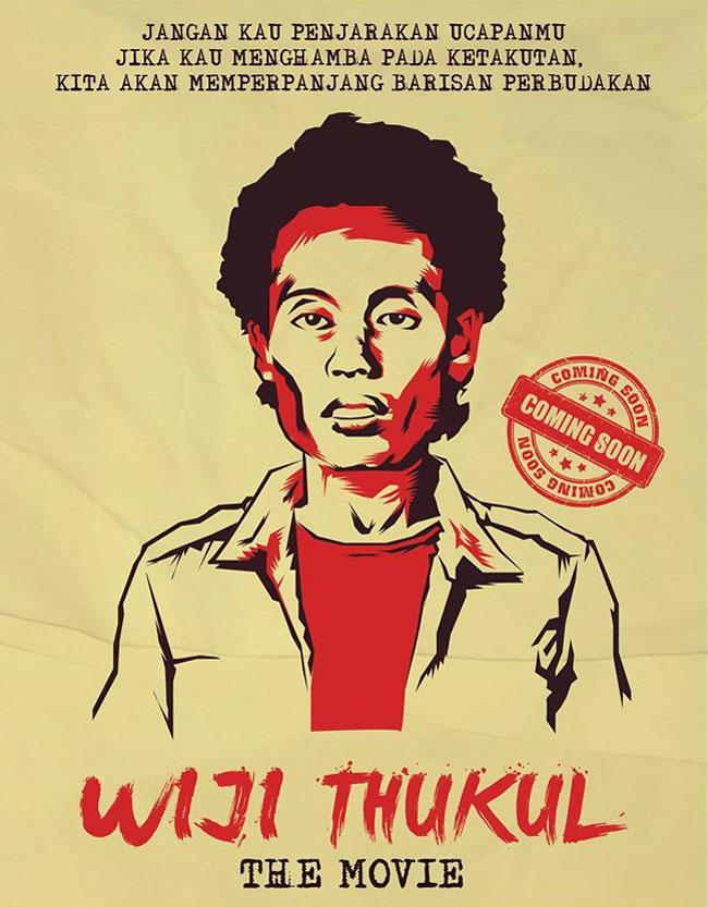Wiji Thukul the movie