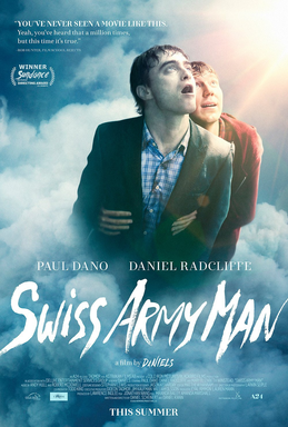 Swiss Army Man – poster