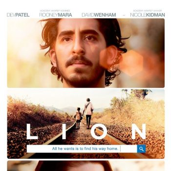 Lion – movie poster